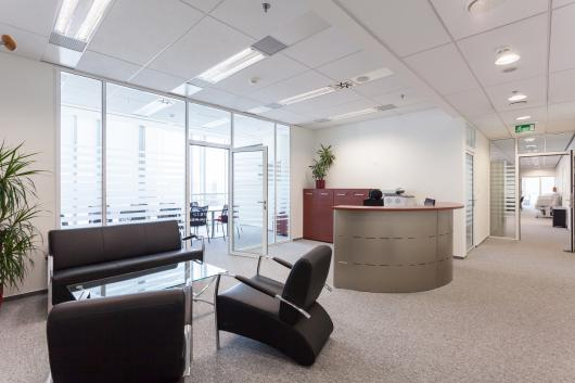 SYNECTA - Successful completion of office conversion