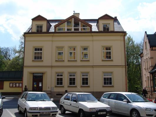 COMMERCIAL PROPERTY IN JABLONEC NAD NISOU FOR SALE