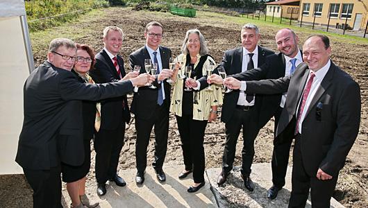 Projektu Seco poblahopřála i velvyslankyně Švédska